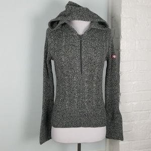 DKNY Jeans Sample hooded sweater